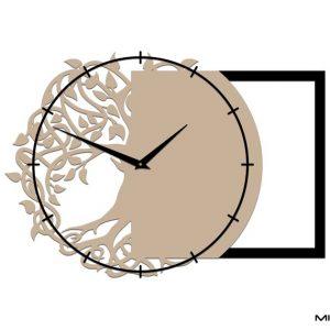 mindwood-op0003-orologio-da-parete-in-legno-albero-vita-bicolore-quadrato-draw